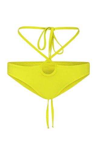 Looped Tie Bikini Brief