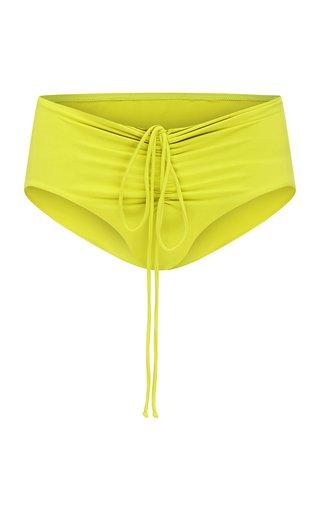 Odessa Ruched Bikini Briefs