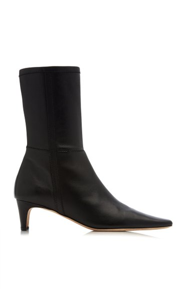 Lars Leather Boots