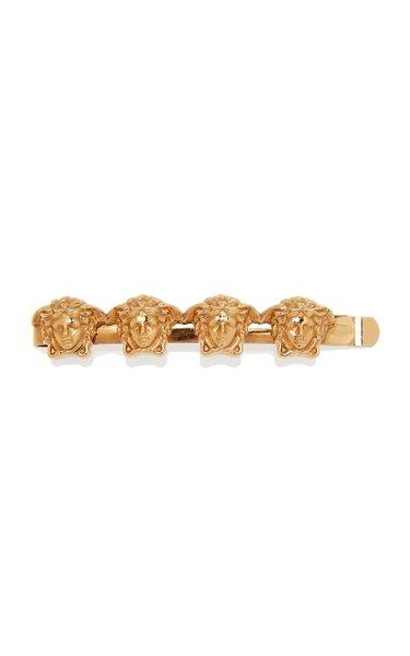 Gold-Tone La Medusa Hair Pin