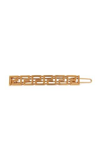 Gold-Tone Greca Hair Pin