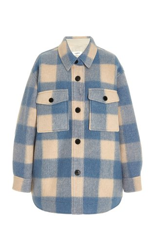 Harveli Flannel Coat