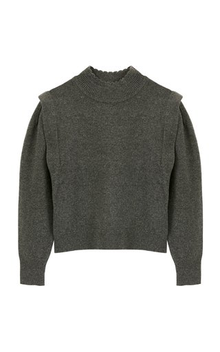 Lucile Wool-Blend Sweater