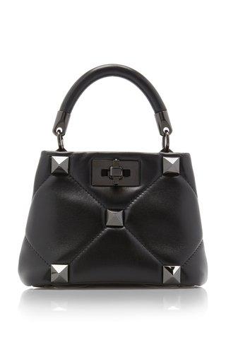 Valentino Garavani Mini Roman Stud Leather Bag