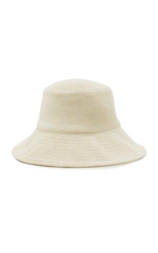 Teryll Cotton Terry Bucket Hat