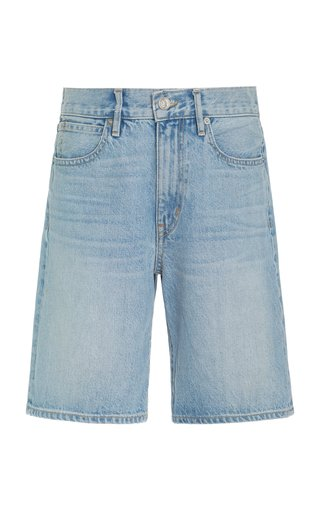London Rigid High-Rise Relaxed Shorts