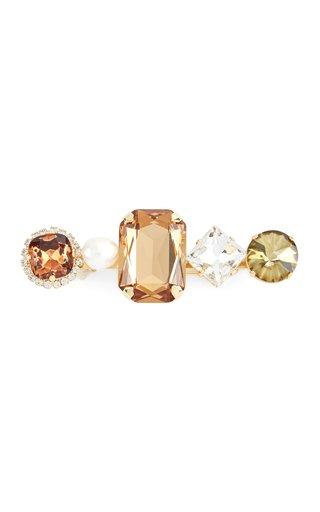 Cluster Crystal Brooch