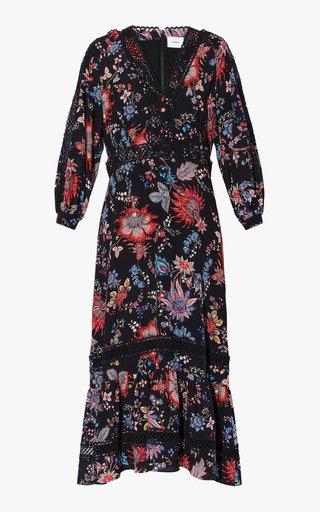 Magdalene Silk Dress