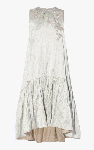 Winsloe Drop Hem Dress
