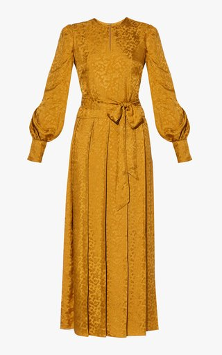 Ludie Autumn Maxi Dress