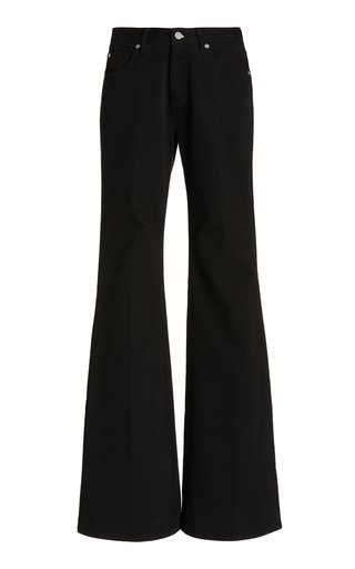 San Fran Rigid High-Rise Flared Jeans