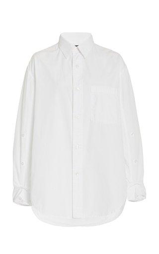 Kayla Cotton Button-Down Shirt