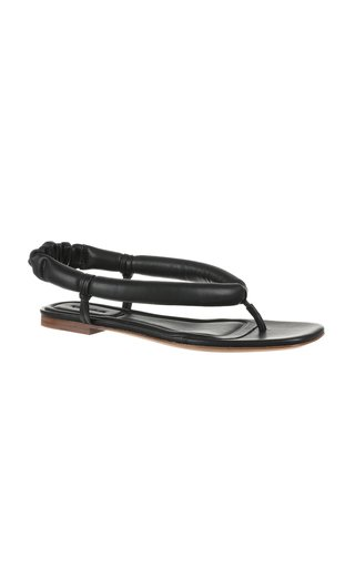 Denton Thong Leather Sandals