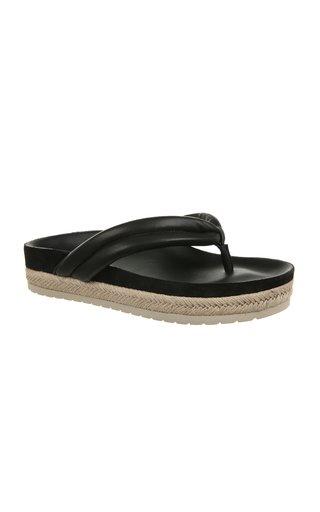 Forest Platform Sandals