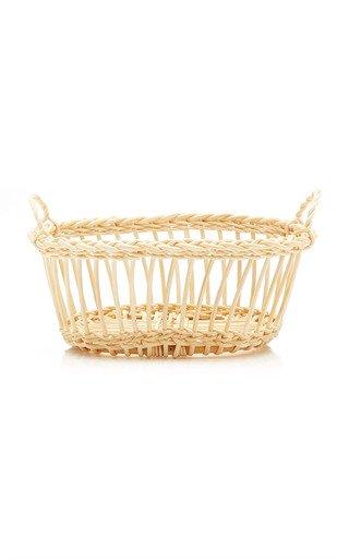 Small Raffia Basket