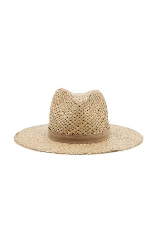 Leigh Straw Hat