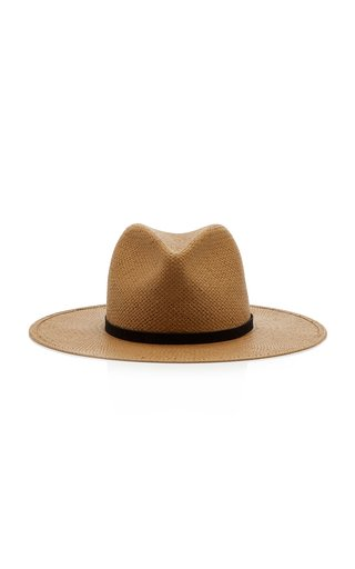 Hollis Packable Straw Hat