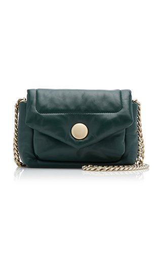 Small PS Harris Leather Shoulder Bag