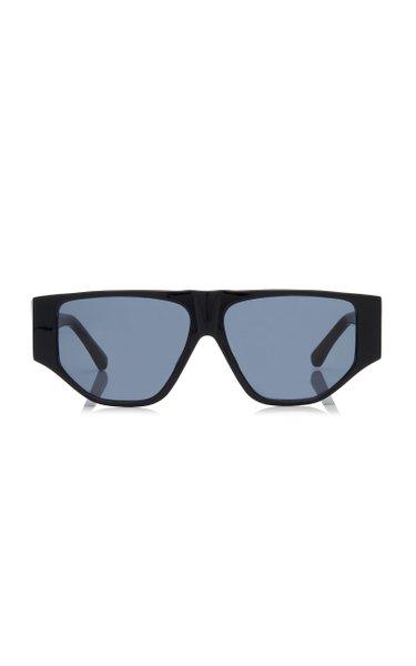 Ivan Oversized Acetate Sunglasses
