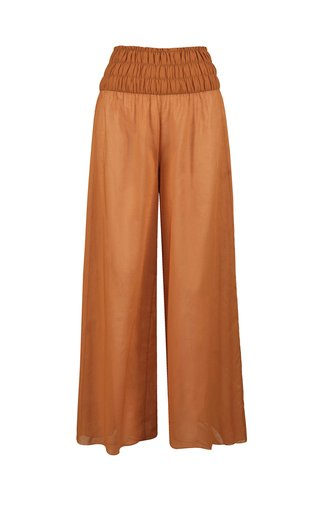 Spicy Rust Pants