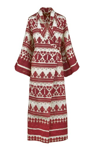 The Arabian Linen Kimono