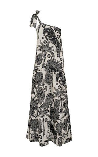Galapago Linen Maxi Dress