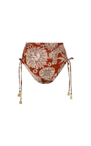 Old Billy Floral Drawstring Bikini Bottoms