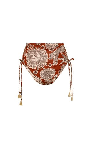 Old Billy Floral Drawstring Bikini Bottoms