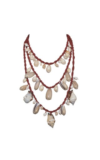 Castellana Shell Necklace Set