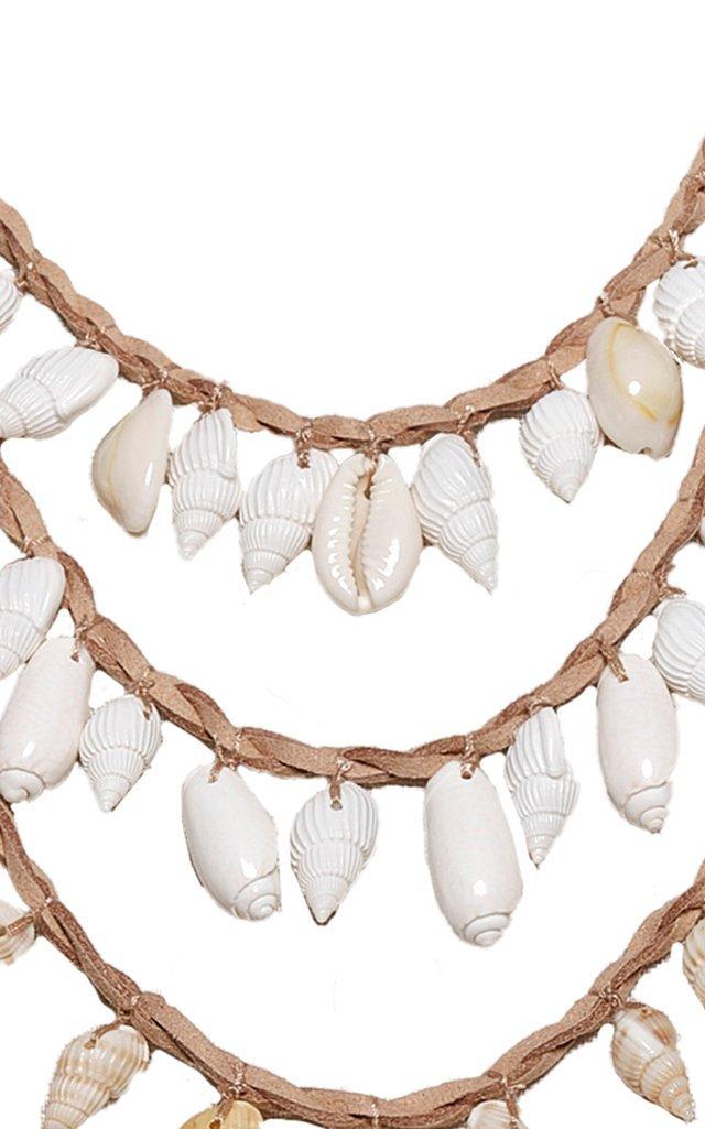 Radical Naturaleza Shell Necklace Set