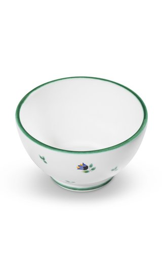 Alpine Flowers, Set Of 6 Cereal Bowl