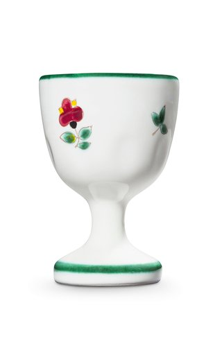 Alpine Flowers, Set Of 6 Egg Cups