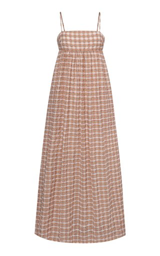 Hattie Printed Maxi Dress