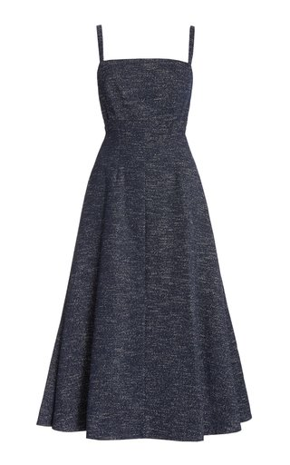 Freya Denim A-Line Dress