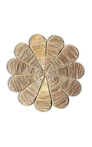 Set-Of-4 Conchita Woven Palm Placemat