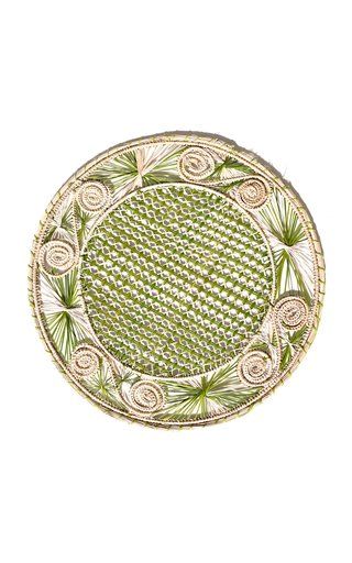 Set-Of-4 Sandra Woven Placemats