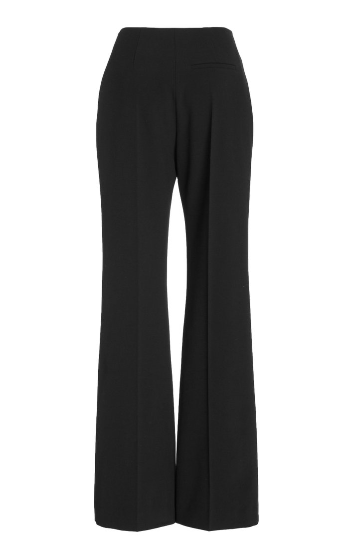 Tulip Flared Slit Trouser