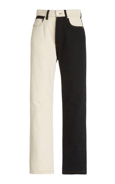 Kemia Straight Leg Jeans