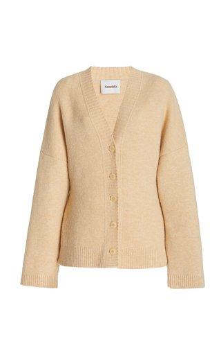 Fara Belted Knit Cardigan