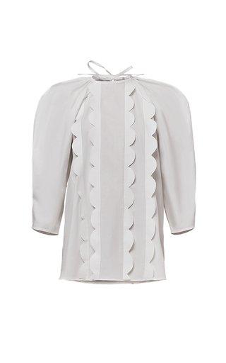 Valeria Cotton Poplin Shirt Dress
