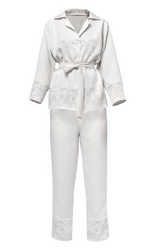 Anja Crepe Pajama Set