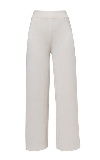 Irina Wool-Blend Pants