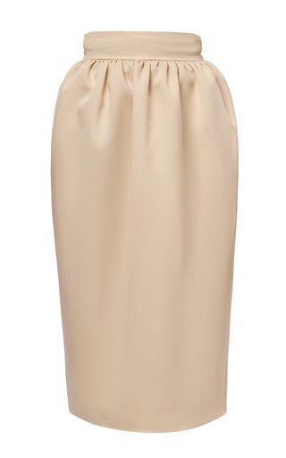 Lauren Vegan Leather Skirt