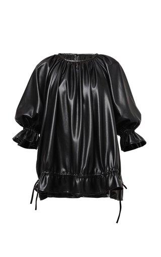 Heidi Vegan Leather Dress