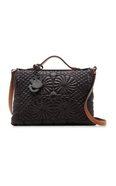 1 Moncler JW Anderson Quilted Leather Handle Bag