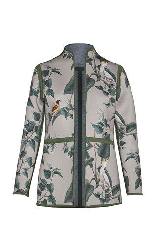 Salamandra Printed Reversible Neoprene Jacket