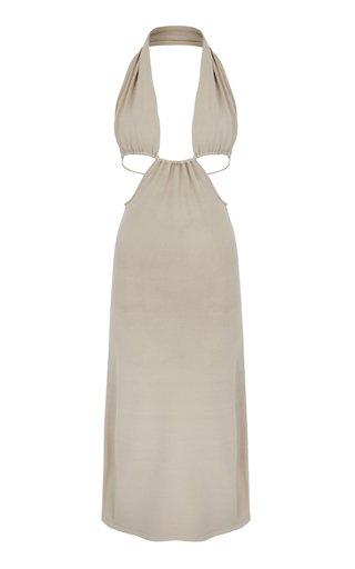 Giada Crepe Maxi Dress