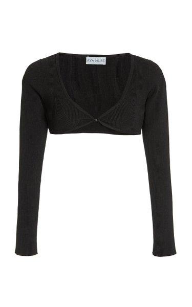 Baojin Knit Bralette Top