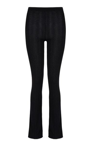 Amber Knit Skinny-Leg Pants