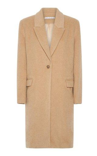 New Classic Wool-Blend Coat